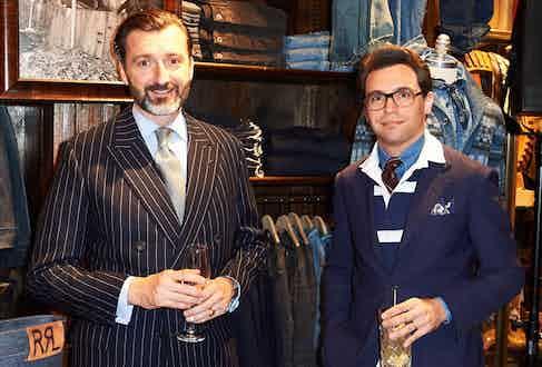 Benoit Lecigne and Paul Fournier.
