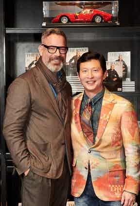Daniel Marks and Wei Koh.