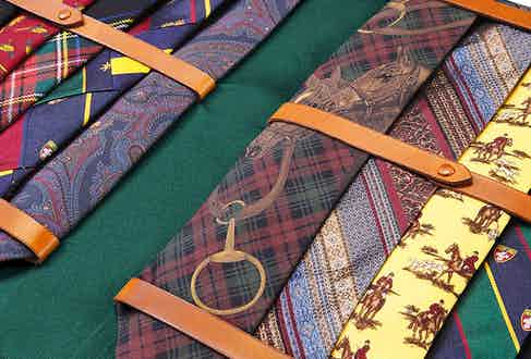 As relevant as they were 50 years ago, the heritage tie collection will remain timelessly stylish for the next half century.