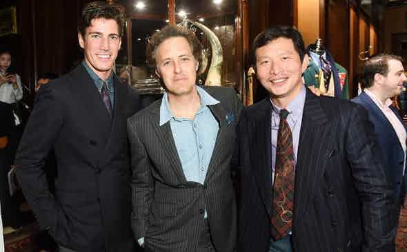 The Rake's 10th and Ralph Lauren's 50th Anniversary Party in New York