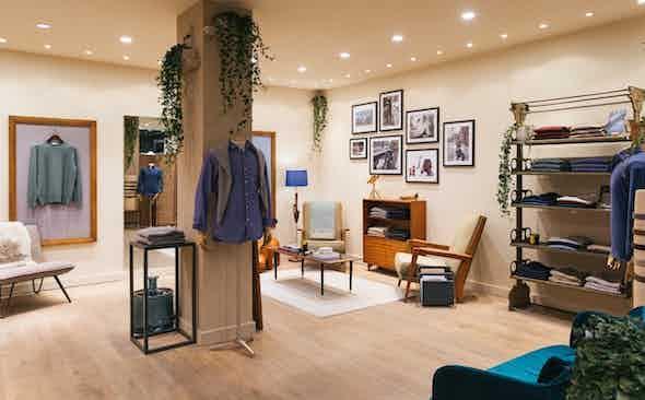 Luca Faloni Opens Its Doors in London