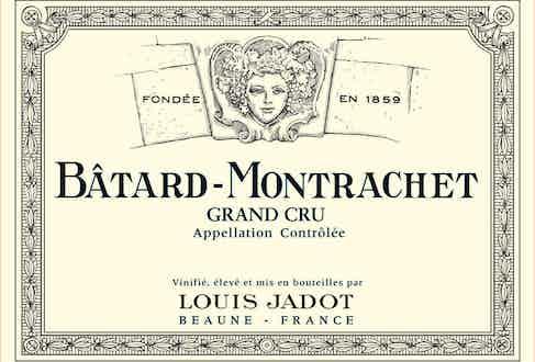 Bâtard-Montrachet is an Appellation d'origine contrôlée (AOC) and Grand Cru vineyard for white wine from Chardonnay in the Côte de Beaune.