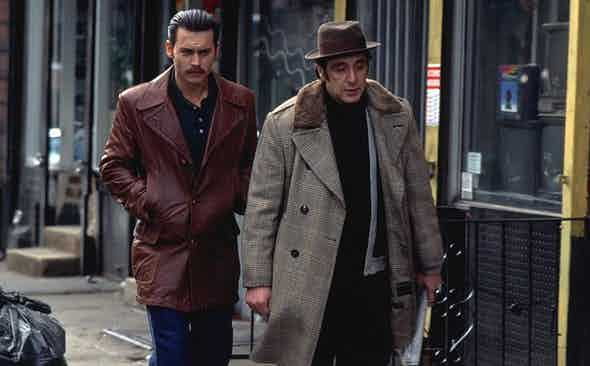 This Week We're Channelling: Joe Pistone in Donnie Brasco