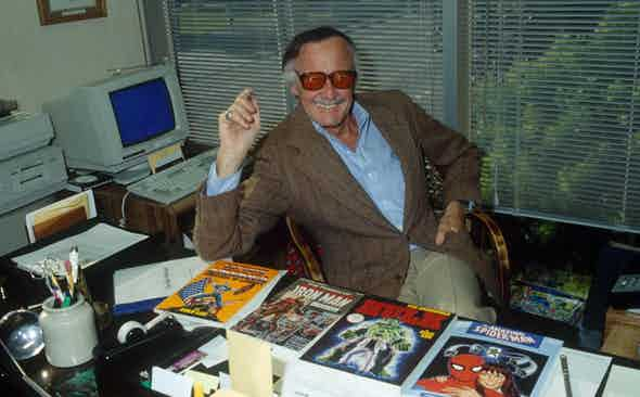Director's Cut: Stan Lee