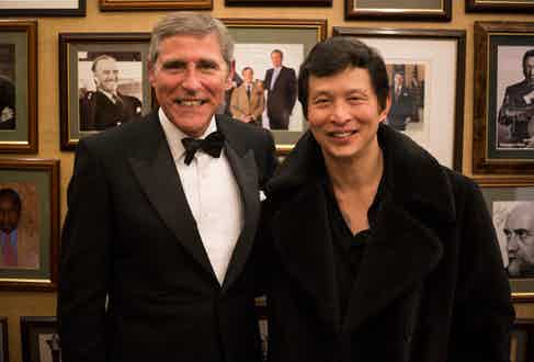 Steven Quin and Wei Koh.
