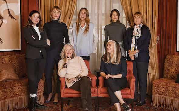 The Rake Women's Panel 2018