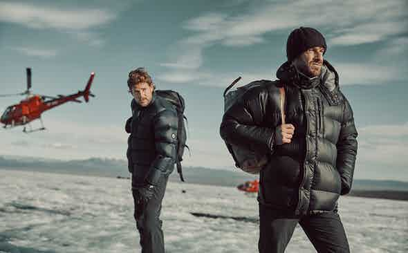 Shackleton: Pioneering Outerwear for Explorers
