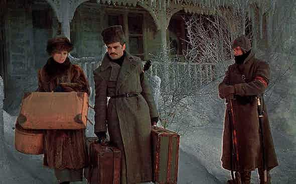 This Week We're Channelling: Yuri Zhivago in Doctor Zhivago