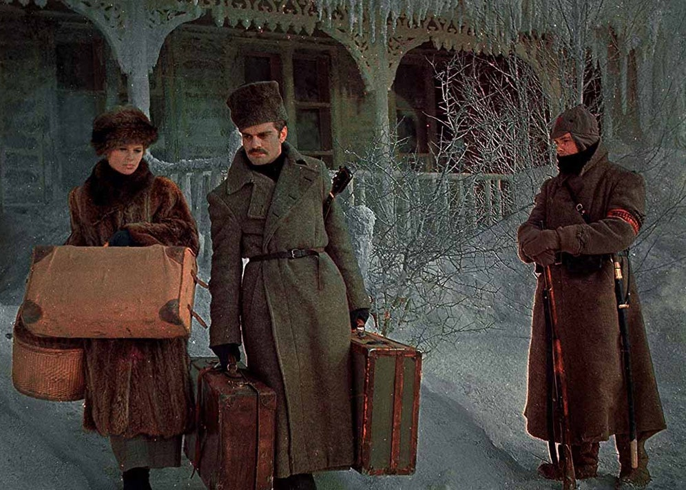This Week We're Channelling: Yuri Zhivago in Doctor Zhivago | The Rake