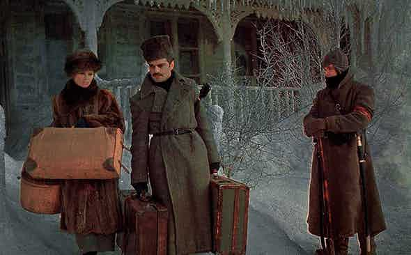 This Week We're Channelling: Yuri Zhivago in Doctor Zhivago
