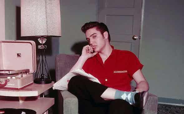 Elvis Presley: The Breakthrough Moment