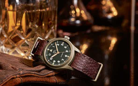 IWC X The Rake: Pilot's Watch Automatic 36 Special Edition