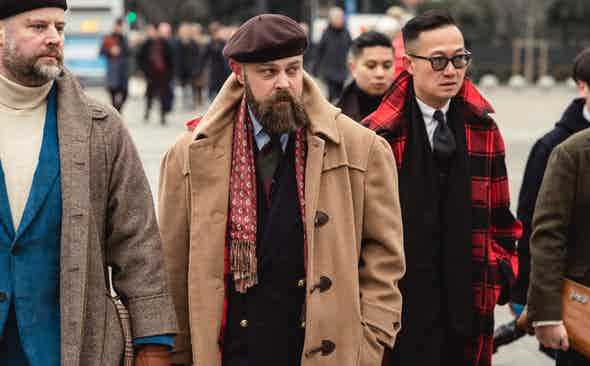 6 Things We Learned At Pitti Uomo 95