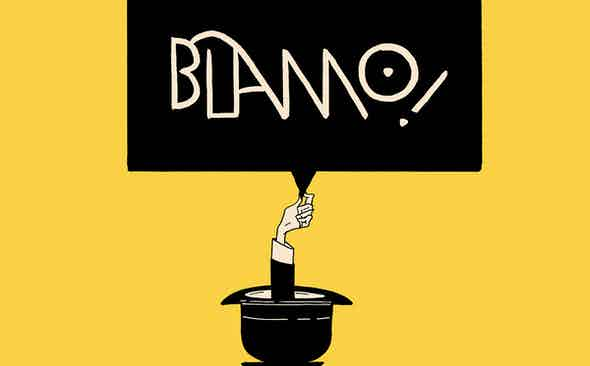 Wei Koh's Blamo! Podcast On Style, Film and Fashion