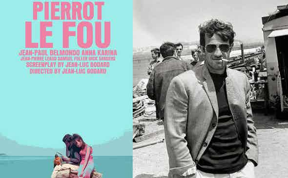 This Week We're Channelling: Pierrot Le Fou