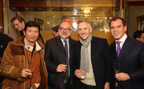 A Celebration With IWC Watches and George Cleverley