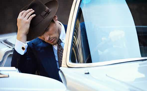 Exclusive! Lock & Co. X The Rake 'Pall Mall' Fedora