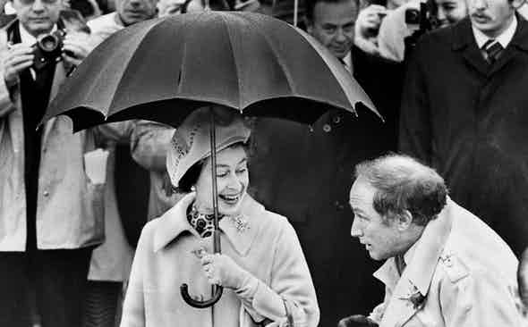 The Umbrella: Flooded in History