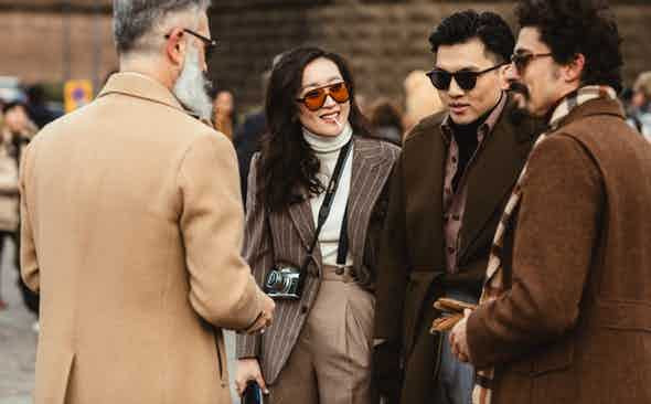 Street Style: Women Steal the Show