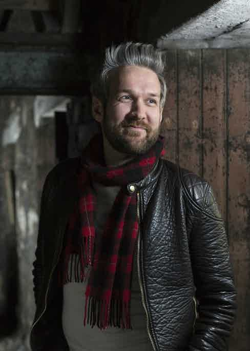 Fraser Campbell, Global Ambassador for Dewar's.