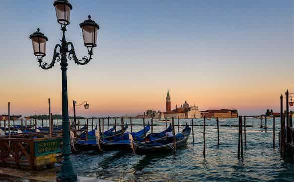 A Postcard from Harry's Bar, Venice
