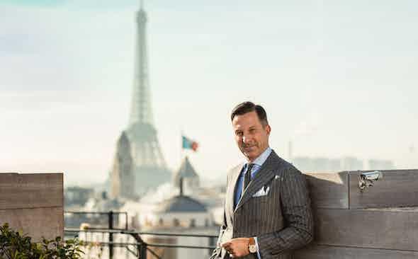 The Parisian Skyline With Alexander Kraft