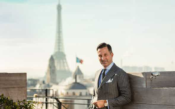 The Parisian Skyline With Alexander Kraft