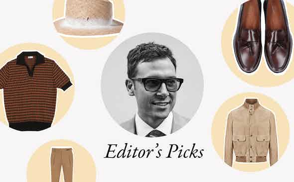 Editor's Picks: Tans, Nudes and Neutrals