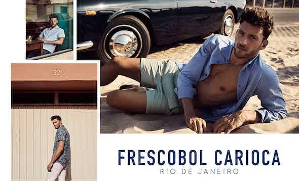 The Interview: Frescobol Carioca