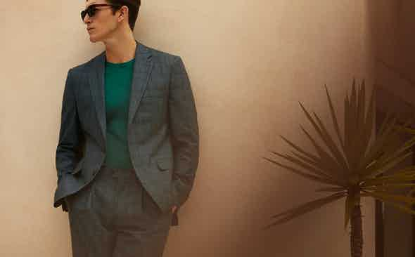 New In: Gieves & Hawkes SS19