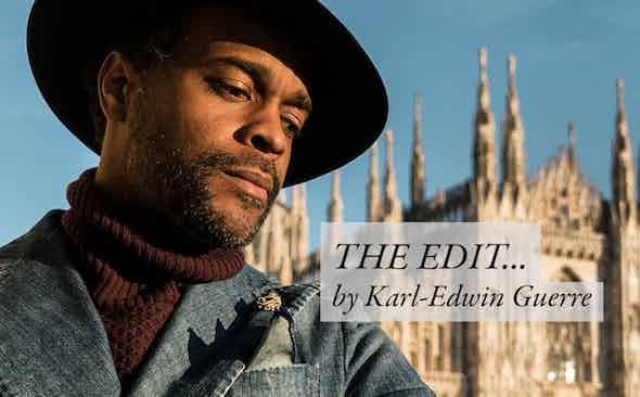 The Edit... Karl-Edwin Guerre