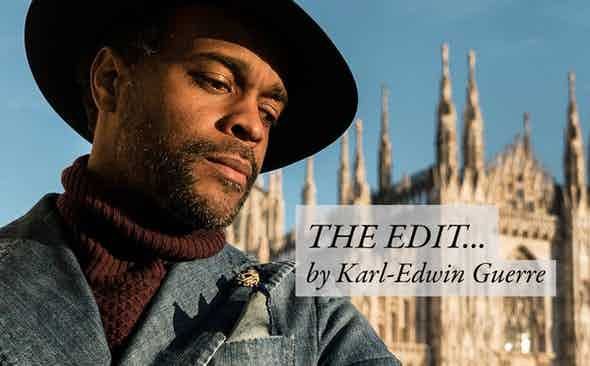 The Edit... Karl-Edwin Guerre