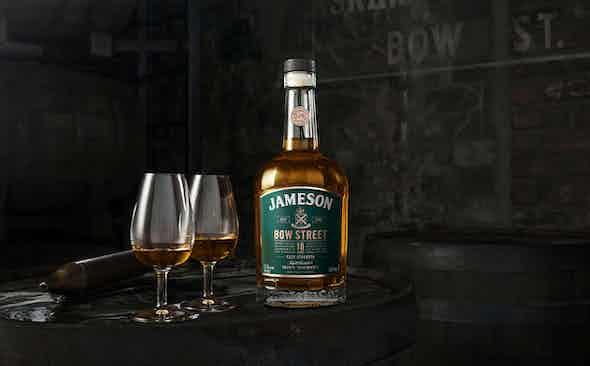 Jameson's Homecoming