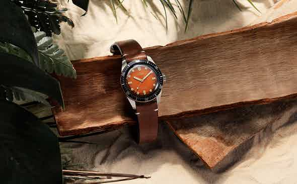 A TASTE OF HONEY: THE ORIS FOR THE RAKE AND REVOLUTION DIVER 65 'HONEY'