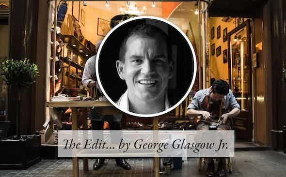The Edit: George Glasgow Jr.