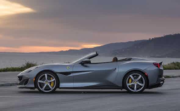 Italian Masterstroke: Ferrari's Convertible GT