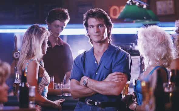 Patrick Swayze: The Miracle Dude