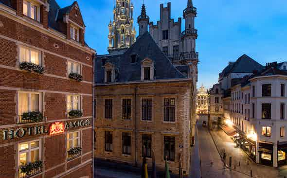 RAKE COMMENDS: BRUSSELS TRAVEL GUIDE
