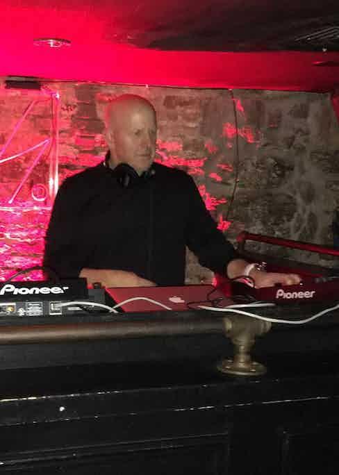 David Solomon, Goldman Sachs CEO and part-time DJ.