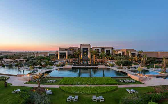 Opulence Epitomised at the Fairmont Royal Palm Marrakech