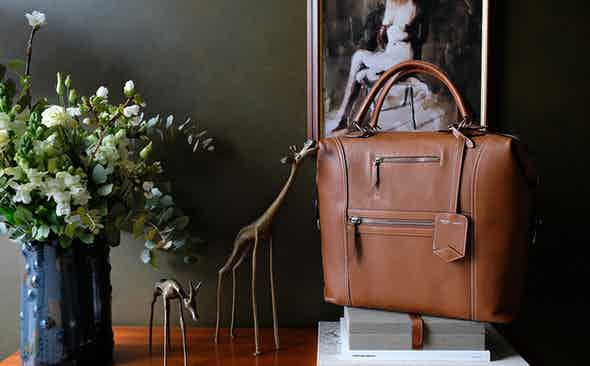 Métier London: designing bags for life