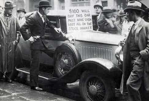 Bankers in 1929 had a distinctly different approach to style.