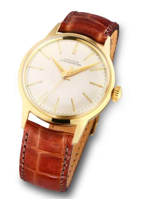 The Chronometer calibre J82.