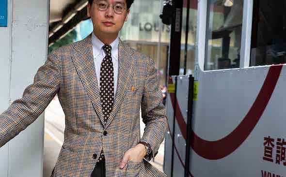OMEGA: MY CHOICE - Mark Cho