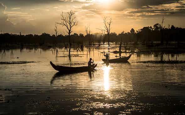 Dresstination: Amansara, Siem Reap, Cambodia