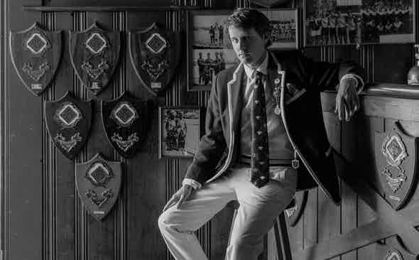 In Conversation with Jack Carlson of Rowing Blazers