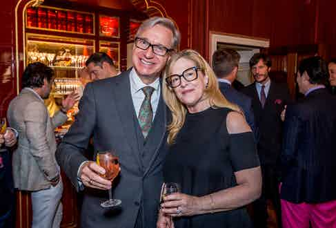 Paul & Laurie Feig.