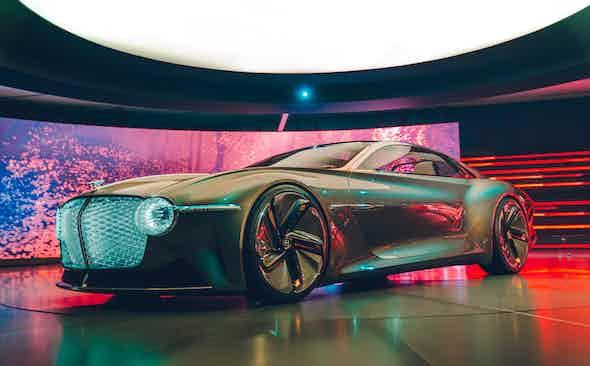 Bentley's elemental vision