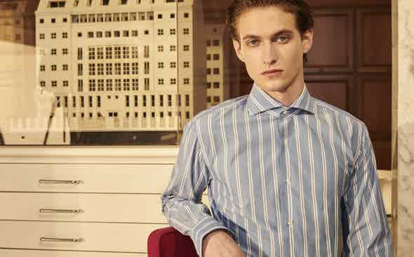 Alessandro Gherardi: In Pursuit of the Perfect Shirt