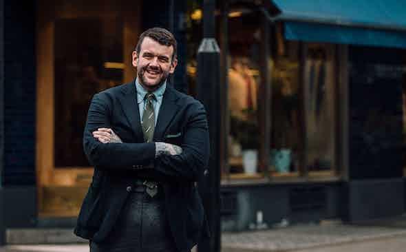 Ben Phillips: The Nicest Bloke In Menswear